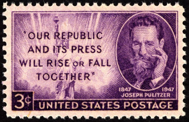 joseph_pulitzer_3c_1947_issue_u-s-_stamp